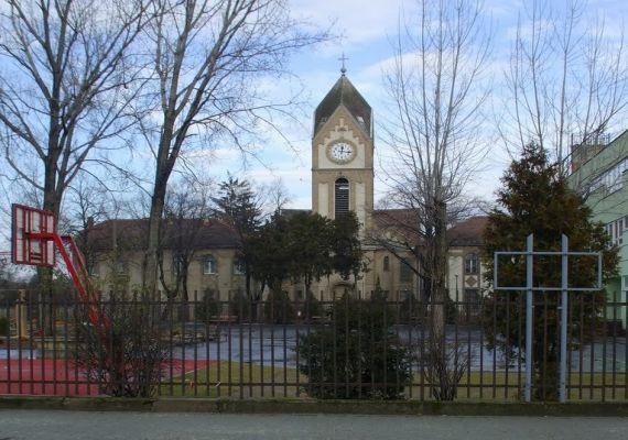 Jézus Szíve templom, Vecsés