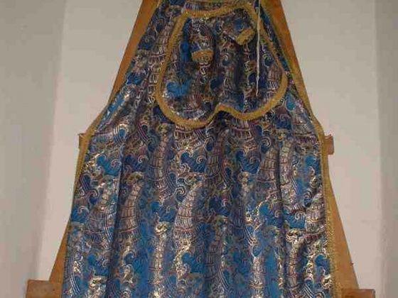Mária-ruhák Múzeuma, Andocs