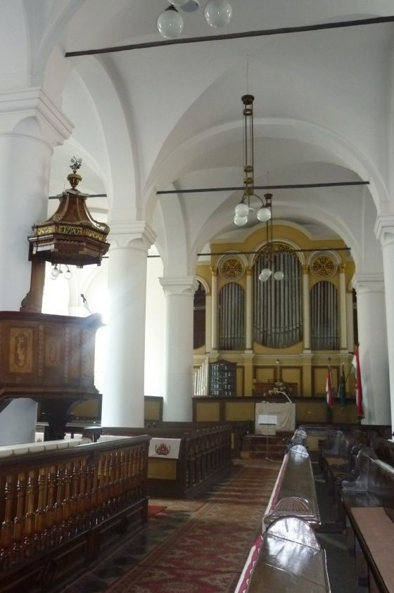 Református Kistemplom – Csonkatemplom, Debrecen