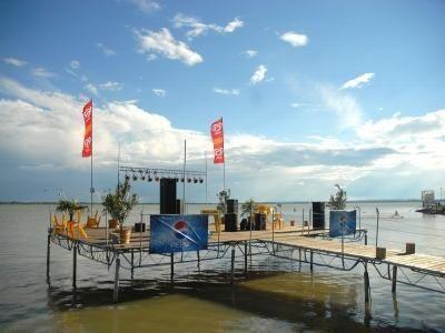 Lidó Strand, Vonyarcvashegy