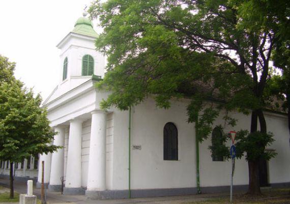 Belvárosi Katolikus Kápolna, Makó