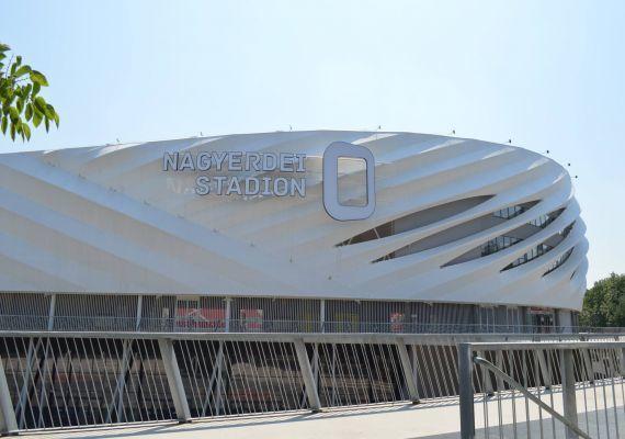 Nagyerdei Stadion, Debrecen