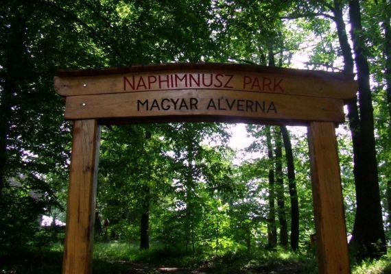 Naphimnusz Park, Mátraháza