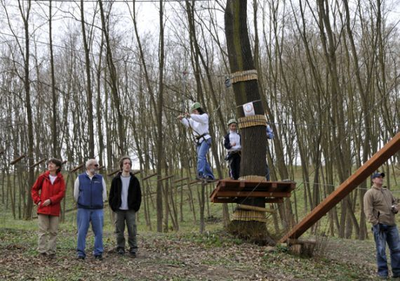 Sobri Jóska Bakonyi Kalandpark, Kislőd