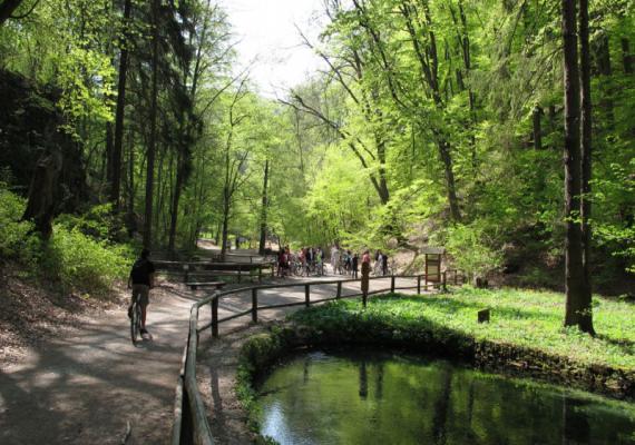 Szalajkavölgyi természetvédelmi bemutatóösvény, Szilvásvárad