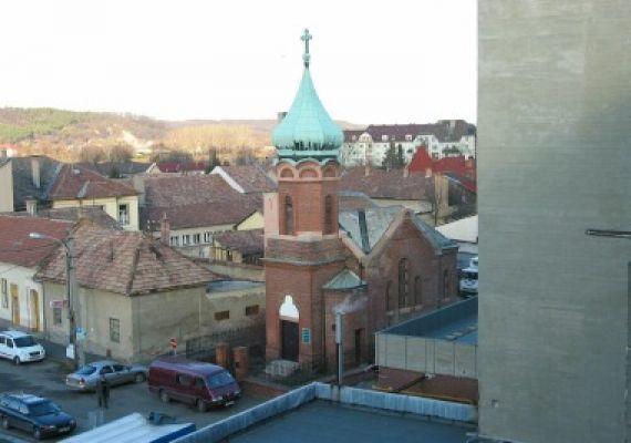 Szerb templom, Balassagyarmat