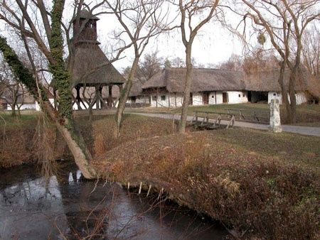 Vasi Skanzen, Szombathely