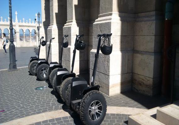 Városnéző túra Segway típusú eszközzel, Budapest